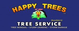 Happy Trees Tree Service Logo